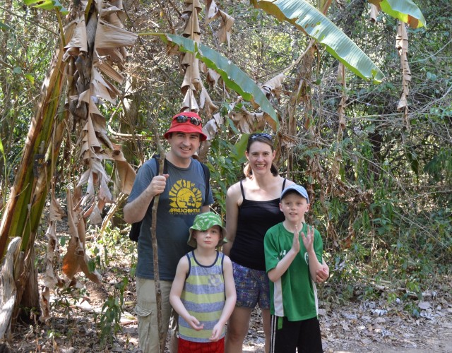 Costa Rica : Our Family Trip // a happy stitch
