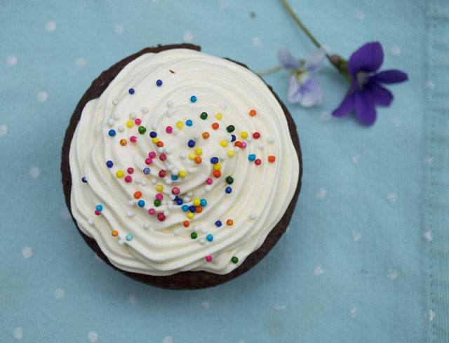 Cool Whip Icing | Cupcake Celebration