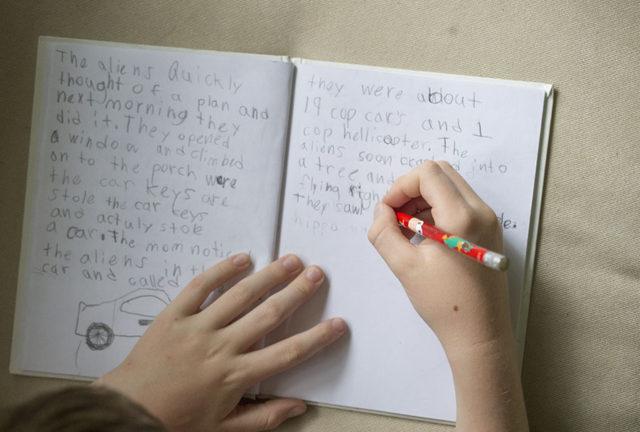 Write A Book! Mini Maker's Summer Fun Series |a happy stitch
