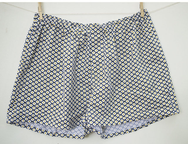 Sewing for Dudes_Boxers_sewn by a happy stitch