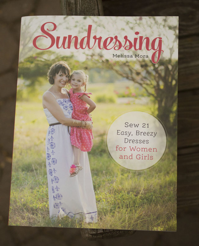 Sundress The Book | book review by a happy stitch