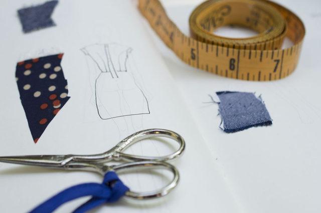 Wardrobe Design for Summer | a happy stitch