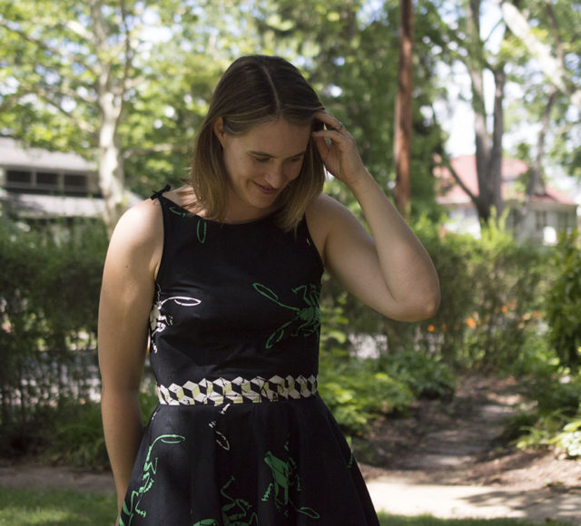 sundressing book_olive dress | a happy stitch