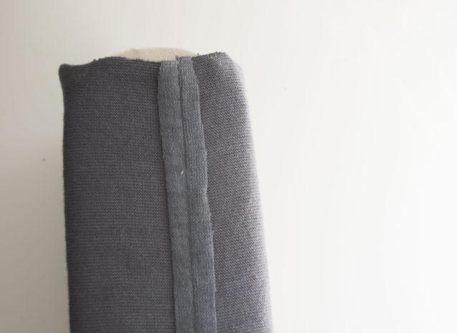 Color-Blocked Julia Cardigan | a happy stitch