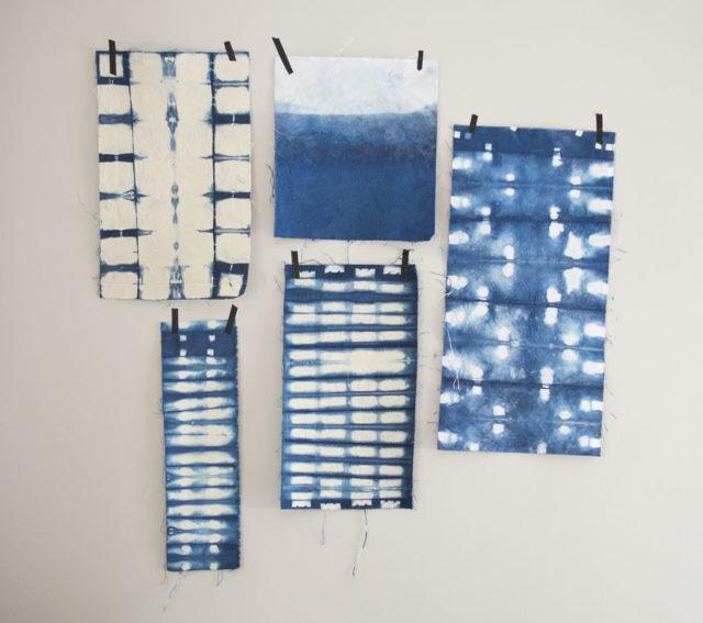 Indigo Dyeing and Creativity || A HAPPY STITCH