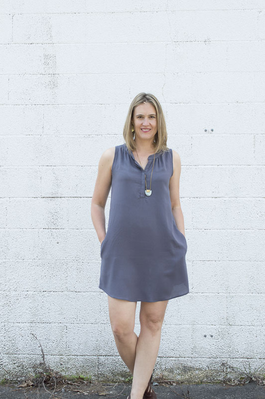 Biscayne Pattern Hack :: From Top to Tunic || A HAPPY STITCH