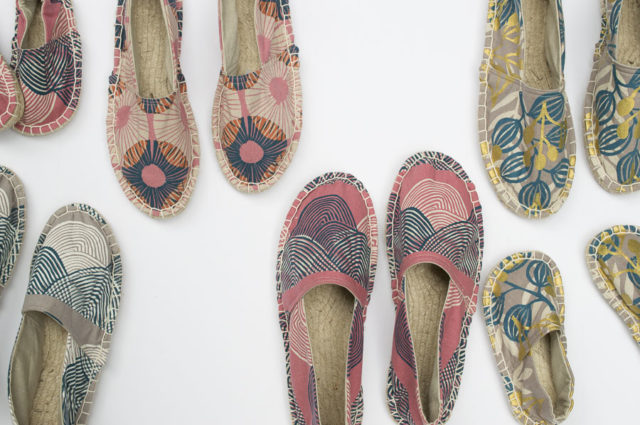 Espadrille Kits - MY FEET AND YOURS shoe-making DIY Kit - A HAPPY STITCH