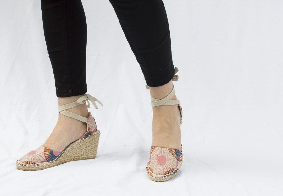 d792f8ace3c Wedges Espadrille Shoes-The Espadrilles Kit-A HAPPY STITCH 1 - A ...