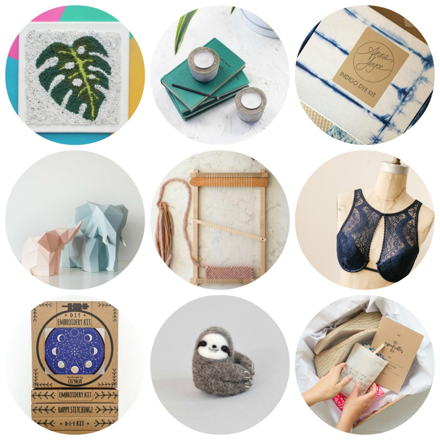 Gift Guide for Makers, Crafters and Dreamers
