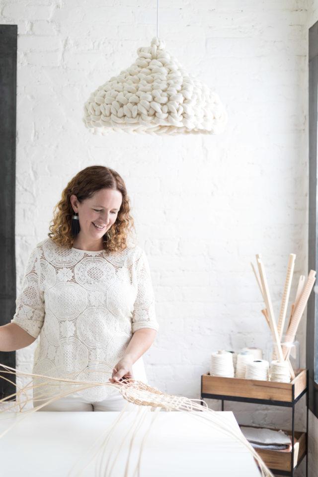 Anne Weil - The Artist Series : Espadrilles + Art__ A HAPPY STITCH