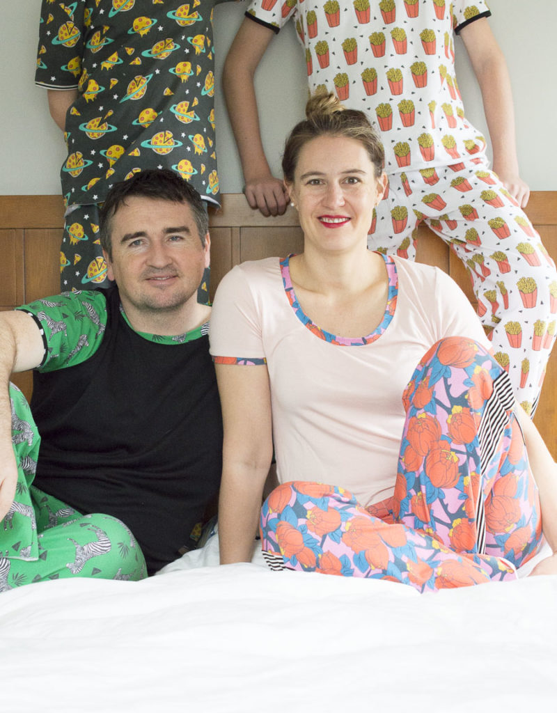 Sew Family Jammies