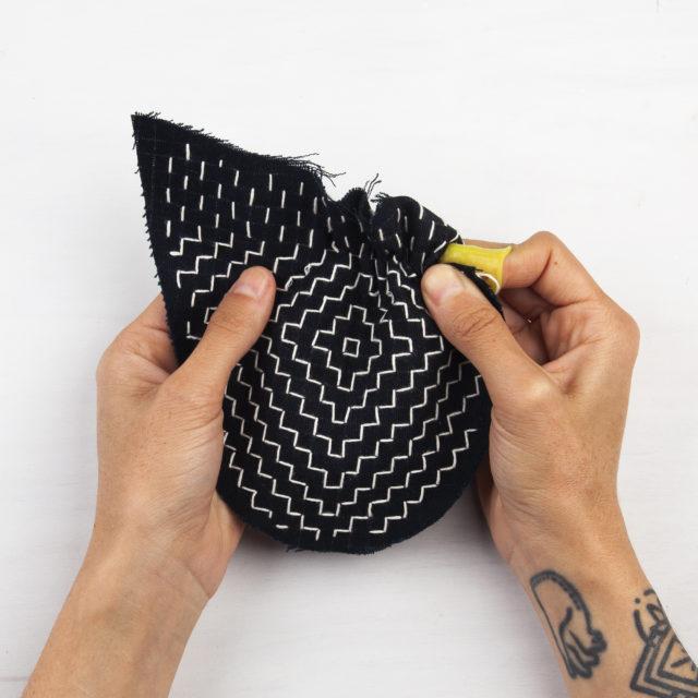 Sashiko Espadrilles DIY Kit with Jessica Marquez of Miniature Rhino_A HAPPY STITCH_Melissa Quaal