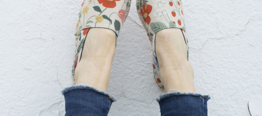 Shop Update! Spring Espadrille Kits