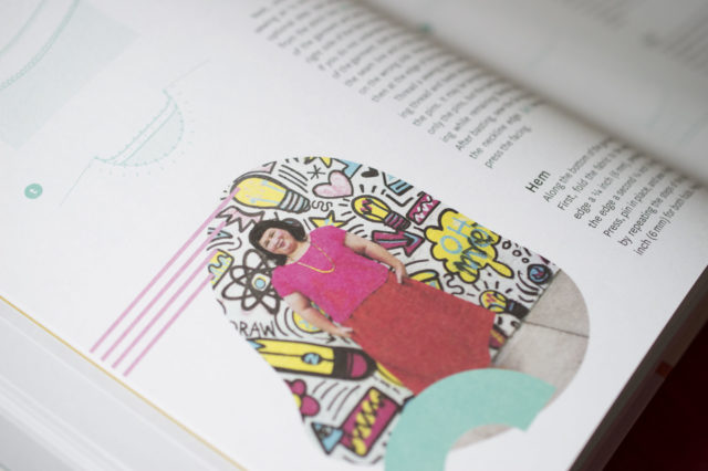 The Act of Sewing book_by Sonya Philips_Review by Melissa Quaal of A HAPPY STITCH