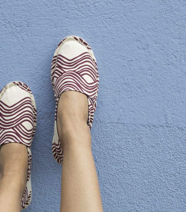 Fringe Supple Co Espadrilles_Jen Hewett designs_THE ESPADRILLES KIT_A HAPPY STITCH