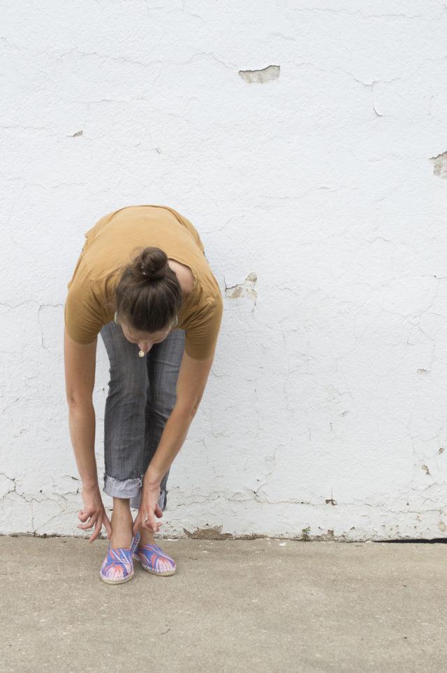 Katie Kortman Espadrilles_Lush and Wild Espadrilles Kits_by Melissa Quaal of A HAPPY STITCH