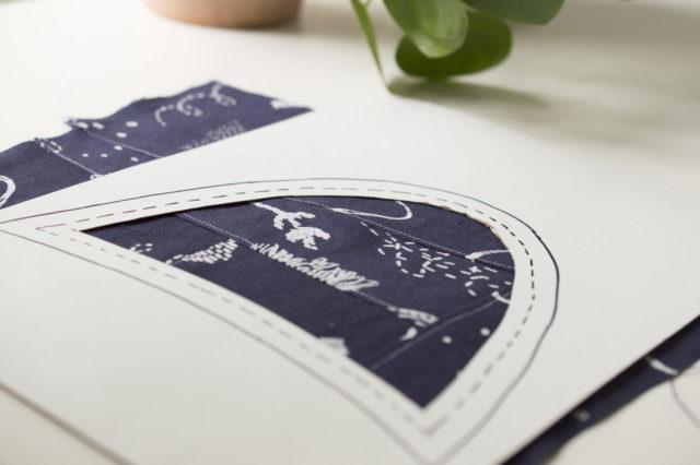 Jenny Lemons Scrap Fabric Espadrilles_Kits by Melissa Quaal of A HAPPY STITCH